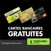 Frais minis + la carte bancaire gratuite + services innovants = FORTUNEO
