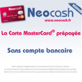 NEOCASH : Reportage sur les cartes bancaires prépayées au Journal de France2