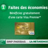 LA NET AGENCE : La carte bancaire gratuite pendant 1 an et bien plus encore !