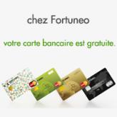 Votre carte bancaire gratuite : un des nombreux avantages chez Fortuneo