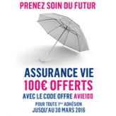 L'assurance-vie par Boursorama Banque avec prime de 100€ !