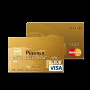 Offres de cartes bancaires «Premier» / «Gold» …