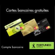 FORTUNEO : 75 euros offerts pour toute ouverture de compte bancaire