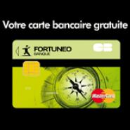 FORTUNEO : La carte MasterCard gratuite
