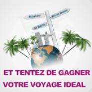 BOURSORAMA BANQUE : Participer au jeu concours et tenter de gagner un voyage d'une valeur de 4000 euros