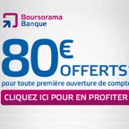 Compte Boursorama Essentiel+ : votre moyen de paiement gratuit + une prime de 80€