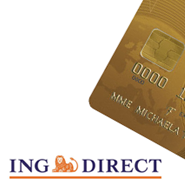 ING DIRECT : Carte Mastercard gratuite