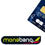 MONABANQ : Votre carte bleue VISA gratuite