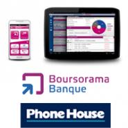 Focus sur le partenariat entre Boursorama Banque et Phone House