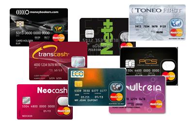 carte bancaire prépayée visa Cartes bancaires prépayées | Cartes Bancaires Gratuites