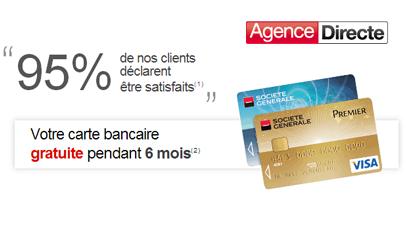 Agence Directe - Société Générale